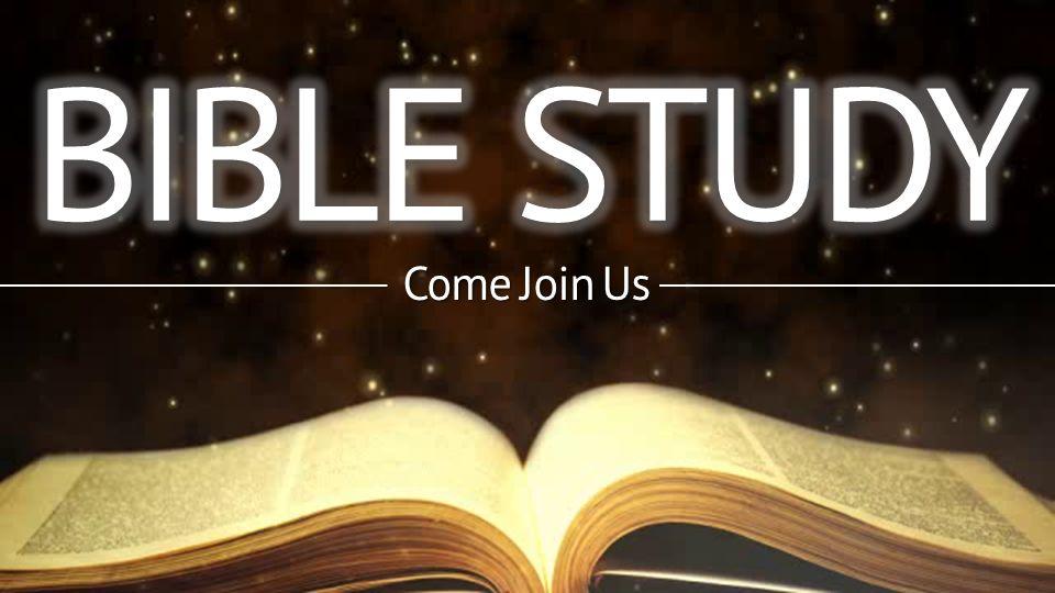 Bible Study North Bend Church Of The Brethren
