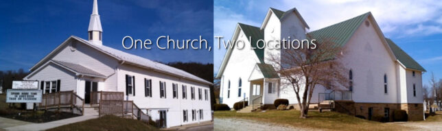 One Church, Two Sites